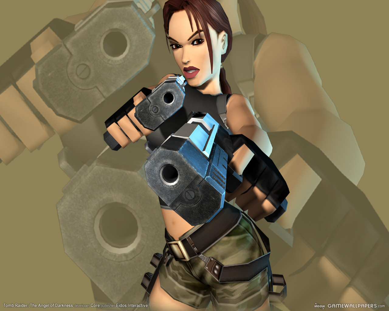 TOMB RAIDER NEXT GENERATION